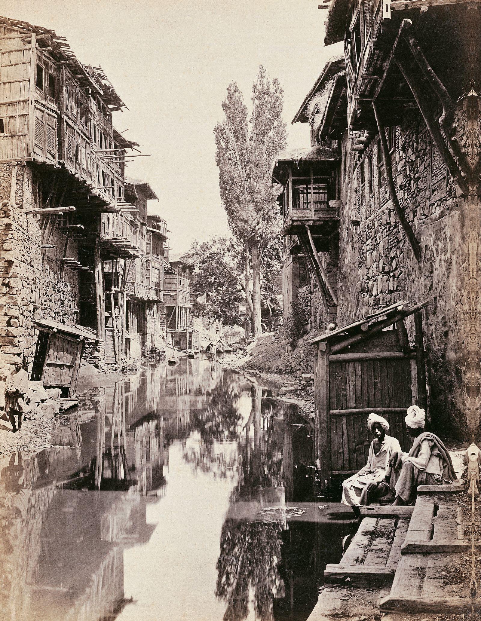 Historische Reisebilder/ Srinagar 1867-1872