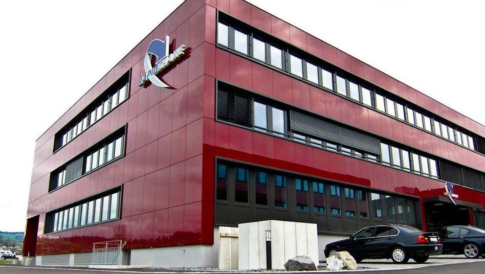 Rapidshare-Zentrale (Archivbild): Der Filehoster stellt den Betrieb ein