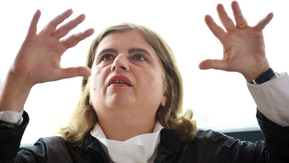 """Sibylle Lewitscharoff: """"Darf ich in einer Rede nicht sagen, was ich denke?"""""""