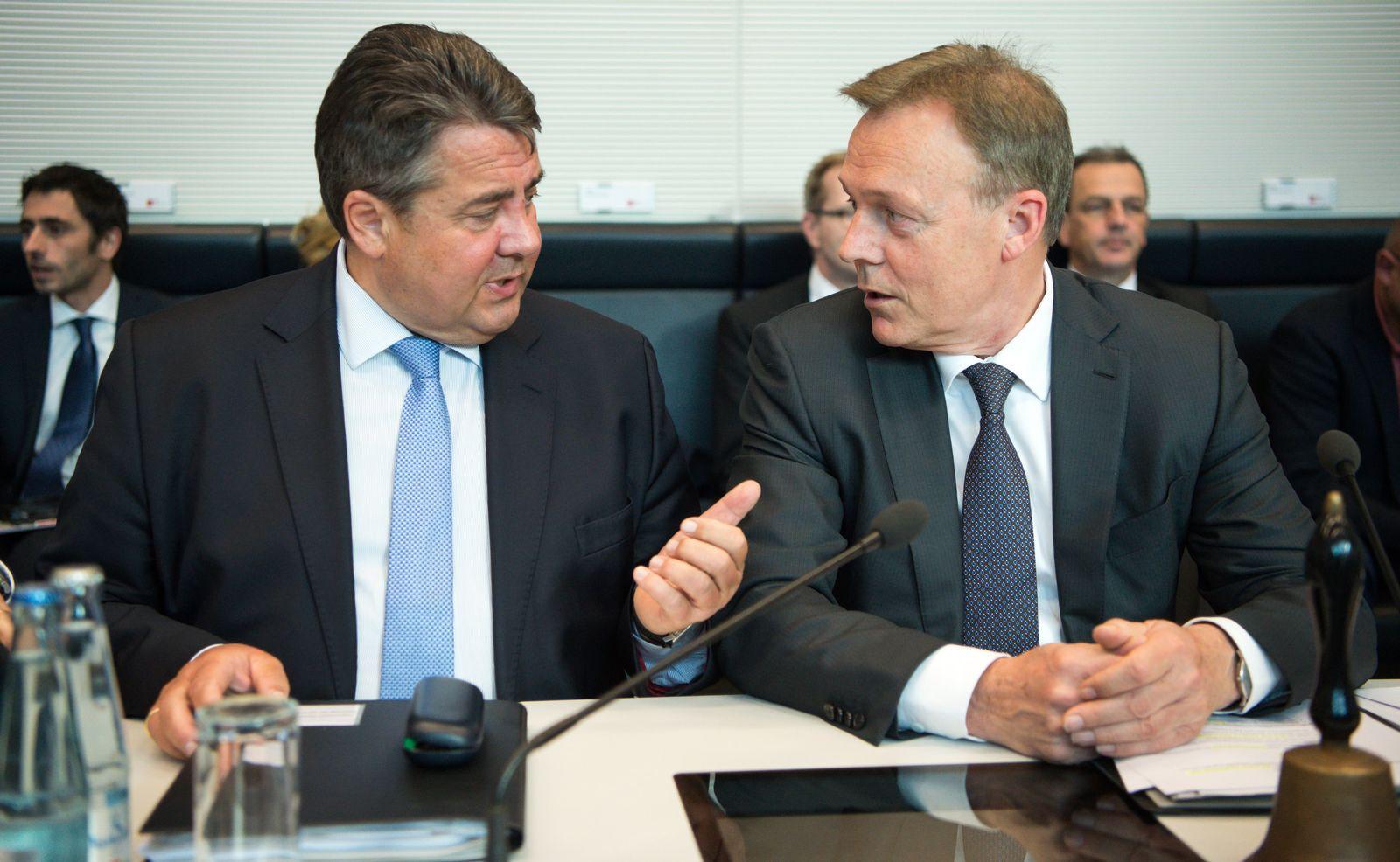 Bundestagsfraktionssitzung SPD