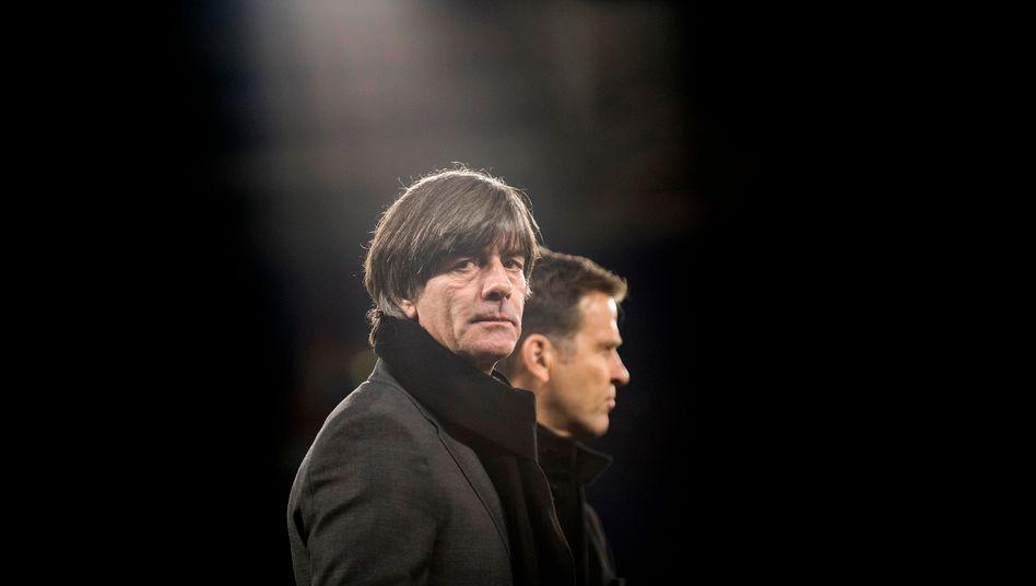 Trainer Löw, Manager Bierhoff