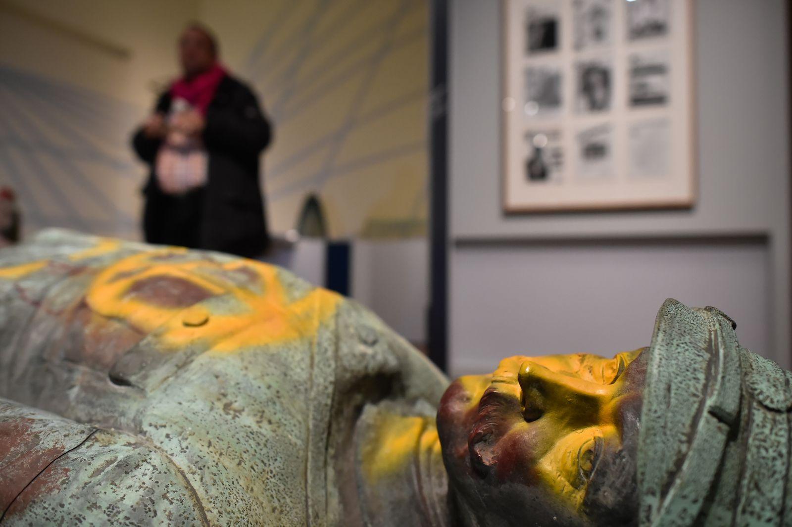 Koloniales Erbe - Deutsche Museen vor Mammutaufgabe