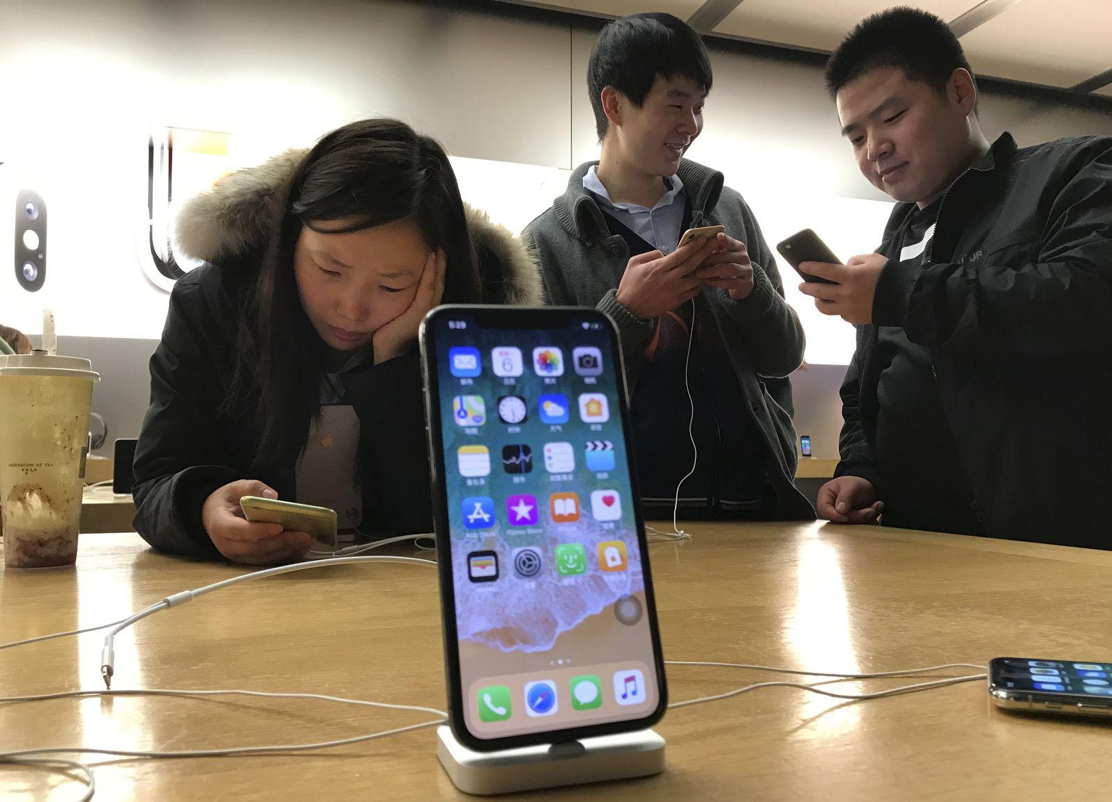 Apple Qualcomm China Streit