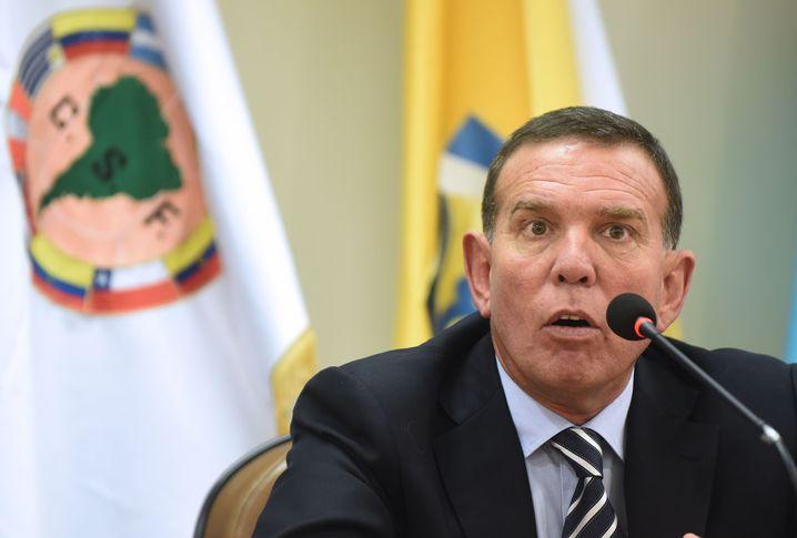 Conmebol-Boss Napout: Im System der Korruption aufgewachsen