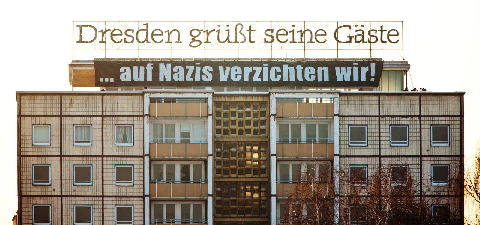 Dresden / Transparent