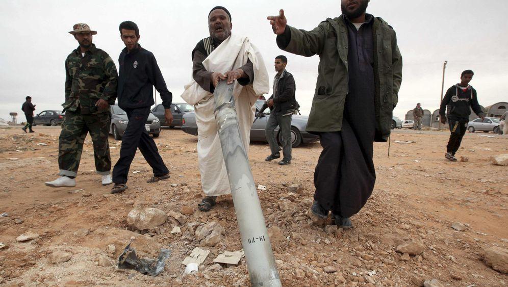 Libyen: Neuer Streit zwischen den Rebellen
