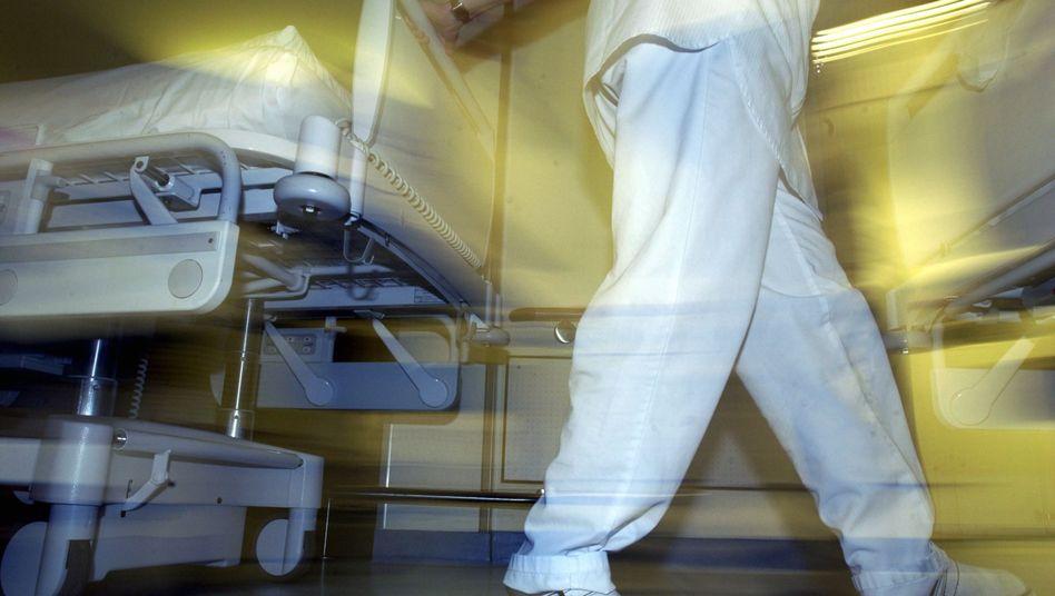 Innere Uhr gestört: In Gesundheitsberufen wird häufig im Schichtdienst gearbeitet