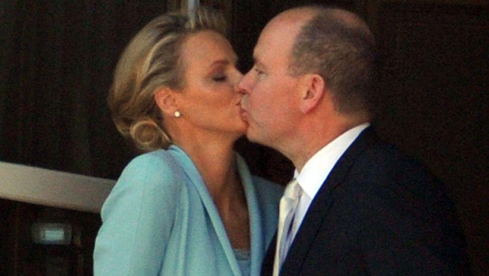 Hochzeit in Monaco: Charlene wird Fürstin
