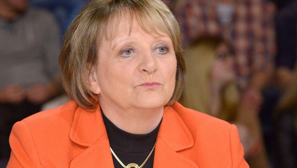 """Ex-Ministerin Leutheusser-Schnarrenberger (Archiv): """"Vollkommen unverständlich"""""""