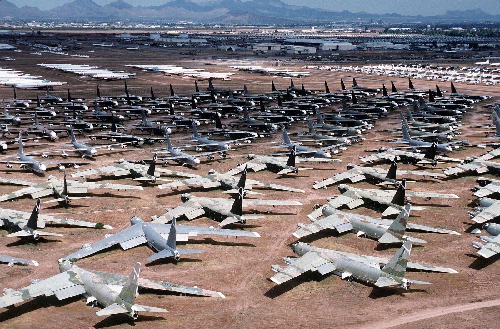 B-52 Wüste