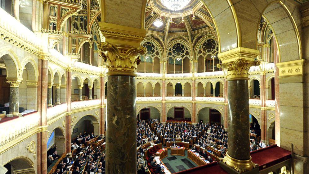 Ungarn: Regierung will Parlament entmachten