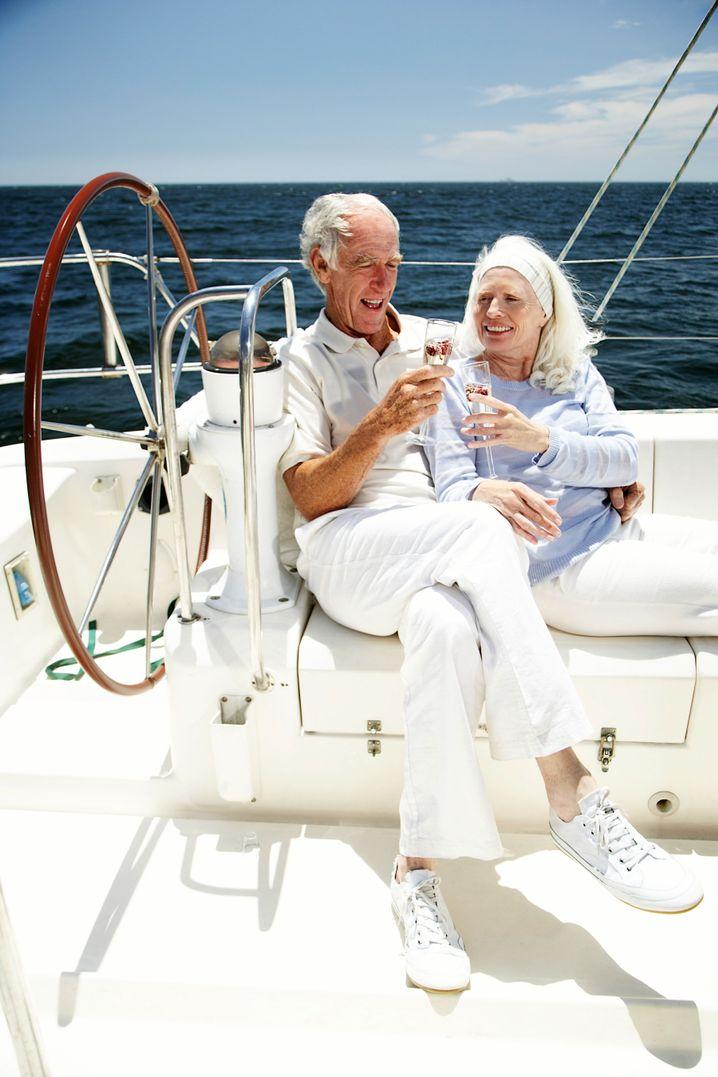 Luxusleben: Eine Vermögensteuer ist kompliziert