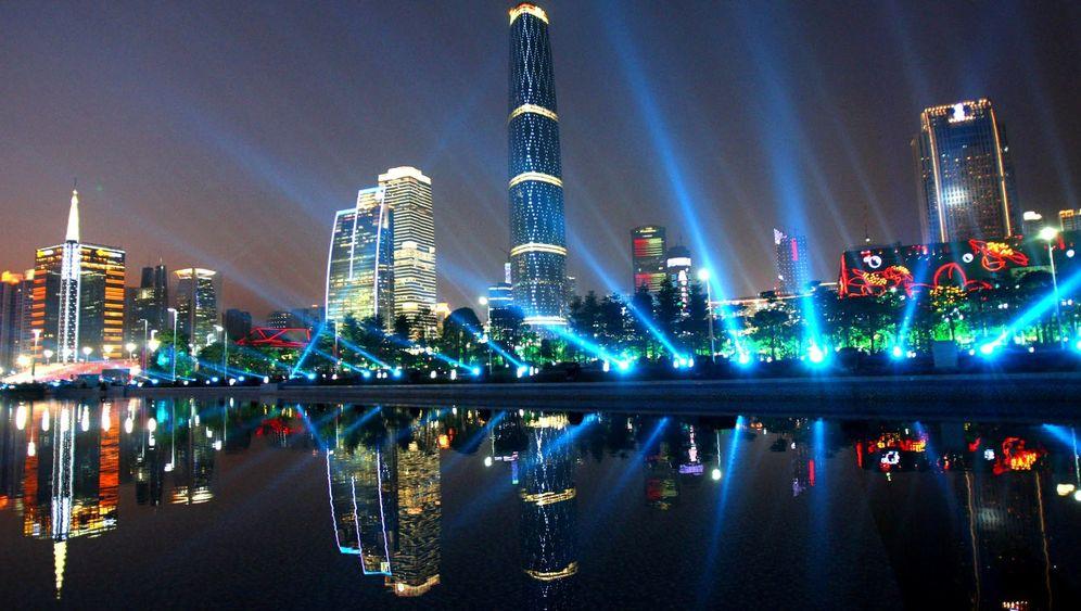 China: Neue Megastadt entsteht
