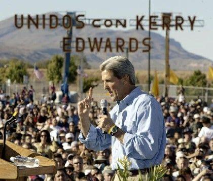 """John Kerry: """"Ein passabler zweiter Bill Clinton"""""""