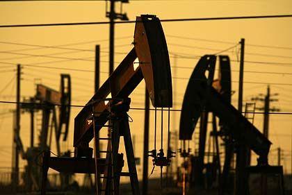 """Ölbohranlage in Kalifornien: """"Bald zwischen 150 und 200 Dollar je Barrel"""""""