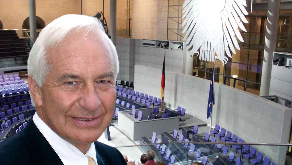 Nachfolger Cajus Julius Caesar: Der CDU-Mann saß bereits zweimal im Bundestag