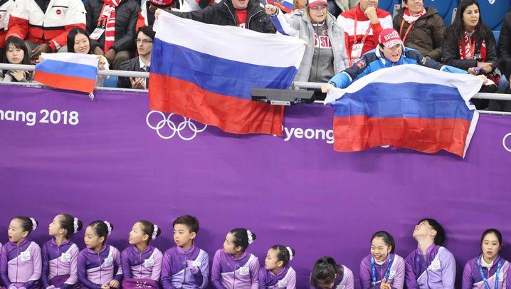 Olympia 2018: Stolz und Stürze