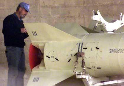 Die Uno verlangt, dass mit der Zerstörung der Al-Samoud-Raketen am Samstag begonnen wird
