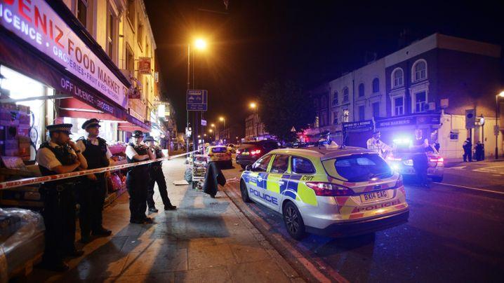"""London: """"Schwerer Zwischenfall"""" in Finsbury Park"""