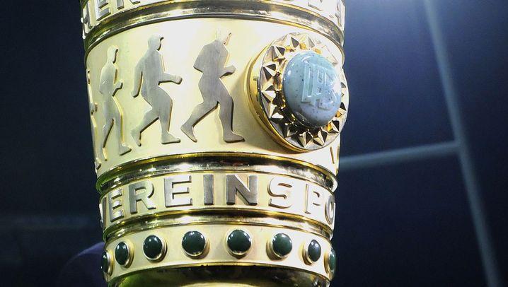 DFB-Pokal-Halbfinale: Bremen clever, Augsburg glücklos