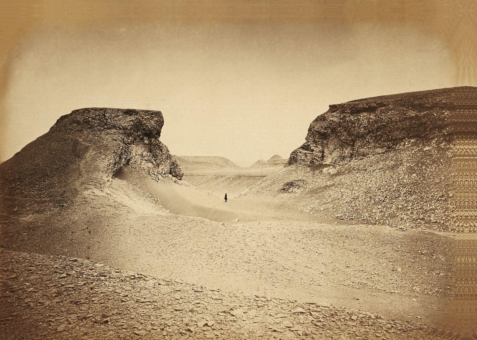 Historische Reisebilder - Bab El Jasmund