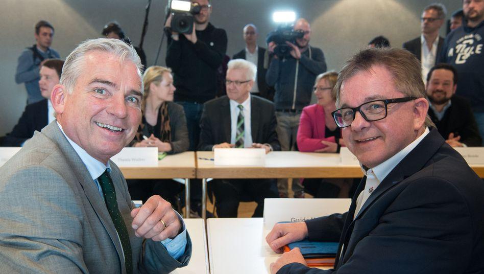 Baden-Württemberger CDU-Landeschef Thomas Strobl