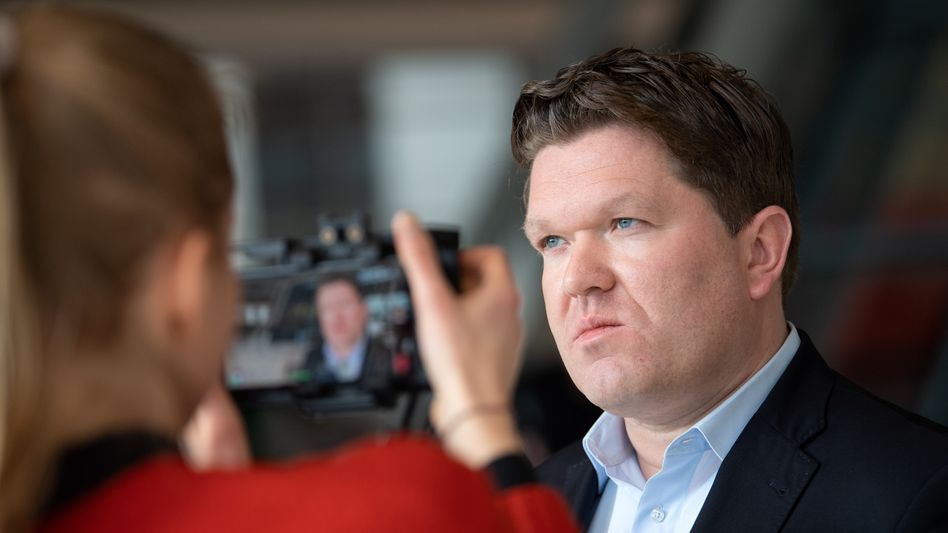 SPD-Bundestagsabgeordneter Florian Post
