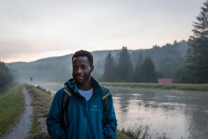 Ahmed ist Taekwondo-Meister und war für Uganda in der Olympia-Auswahl – bis er in seiner Heimat verschleppt und gefoltert wurde