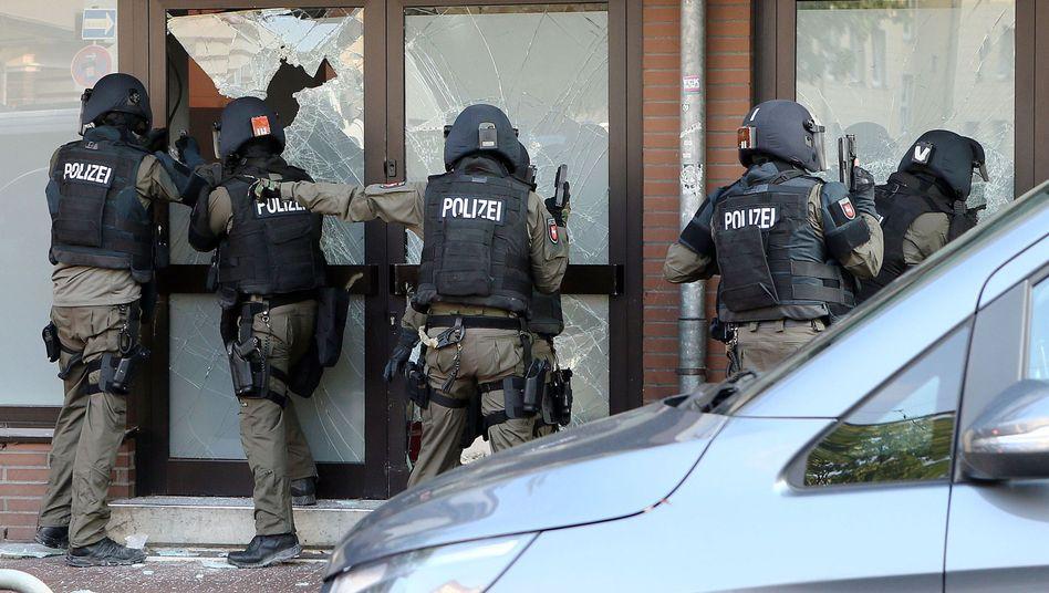 Polizeiaktion gegen Moscheeverein in Hildesheim