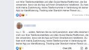 Nein, die deutsche Anti-Corona-App wird Ihre Freunde nicht ausspähen