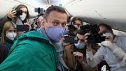 Bundesregierung fordert sofortige Freilassung Nawalnys