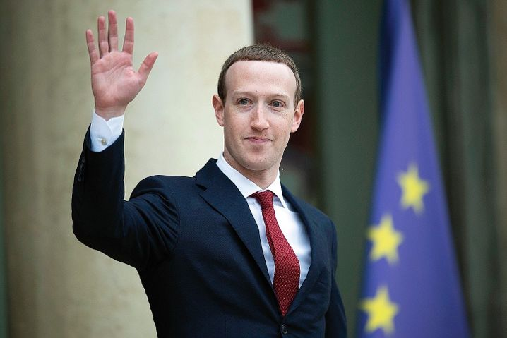 Facebook CEO Mark Zuckerberg has said his company would be prepared to pay more taxes.