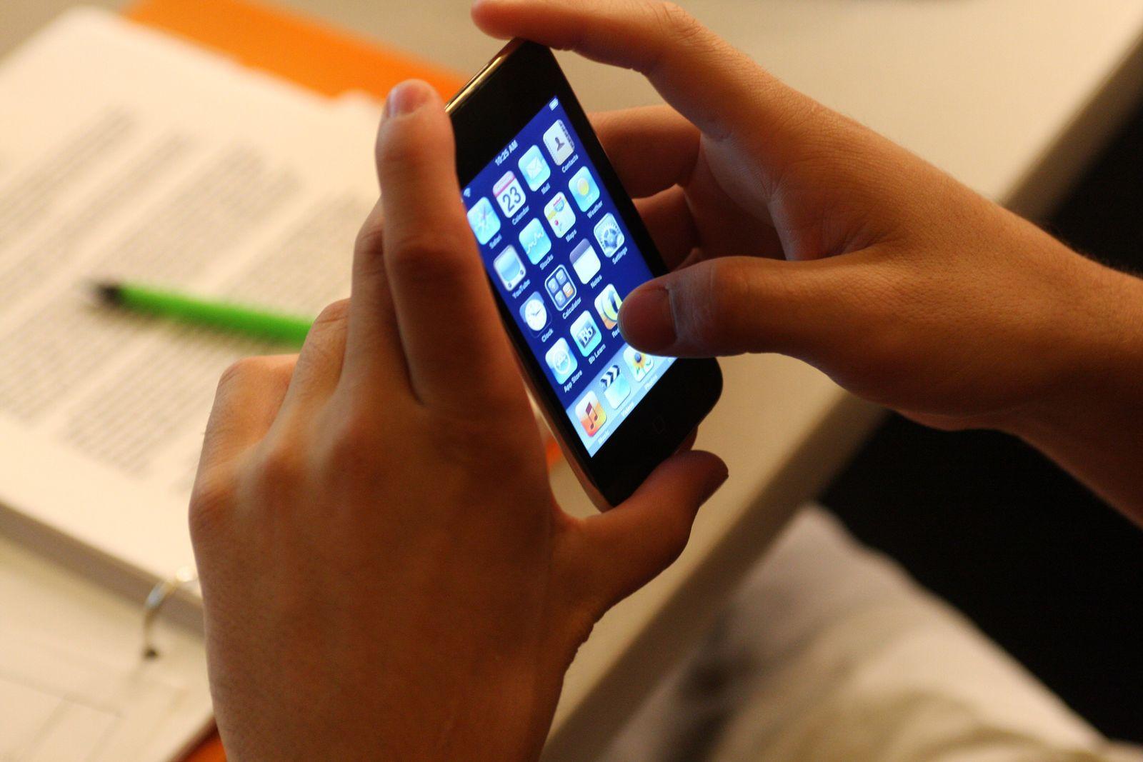Touchscreen / iPhone