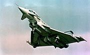 Begehrte Rüstungstechnologie: der Eurofighter