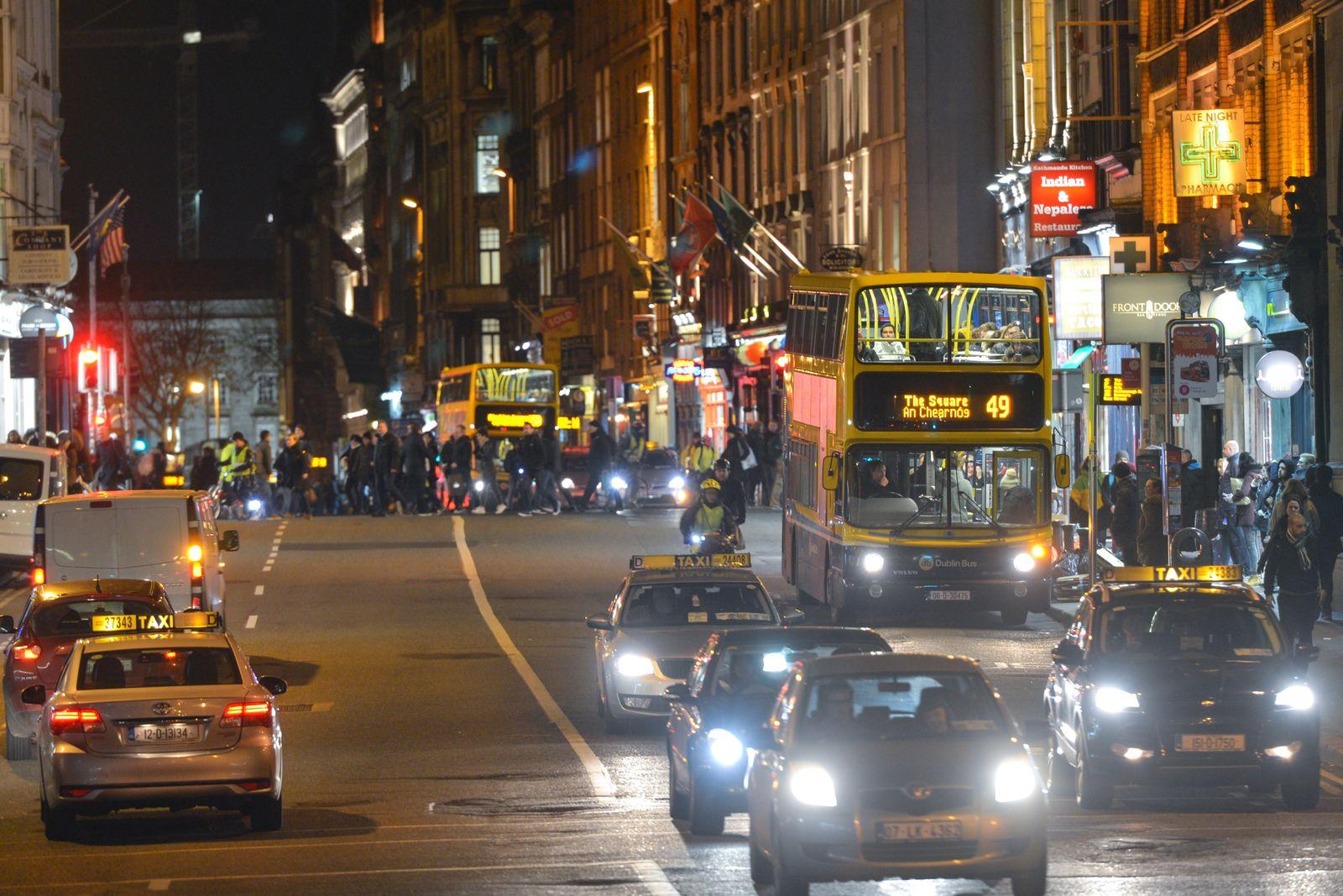 EINMALIGE VERWENDUNG Dublin