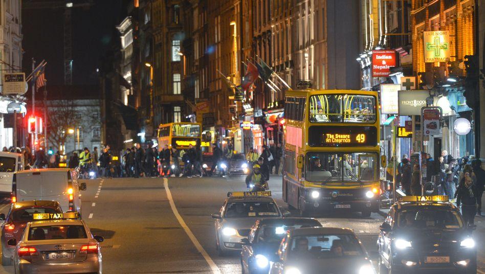 Ab 2030 sollen Verbrennerfahrzeuge in Irland verboten werden.