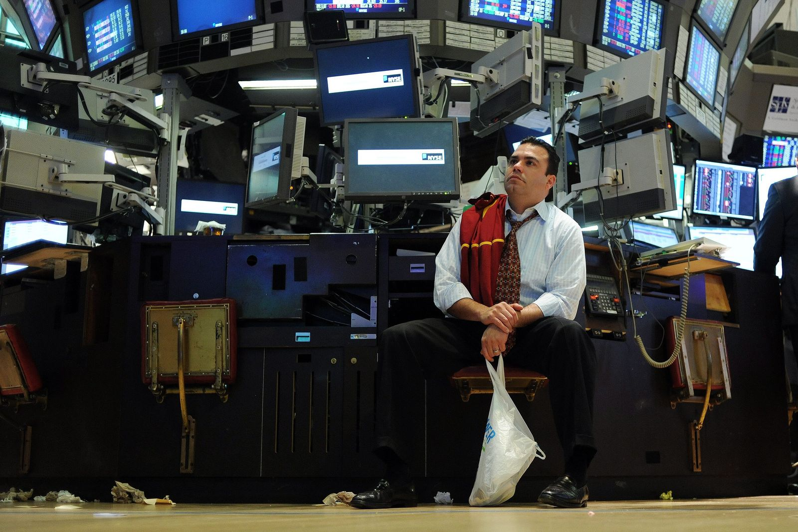 New Yorker Börse / Wall Street