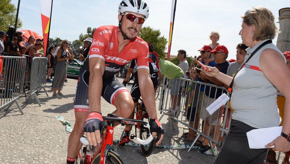 Degenkolb bei der Vuelta 2017