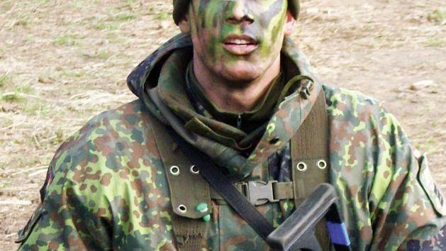 Bundeswehrsoldat G. um 2008