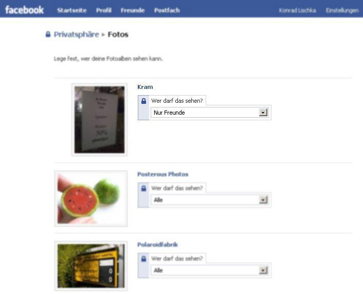 NUR ALS ZITAT Facebook / Datenschutz