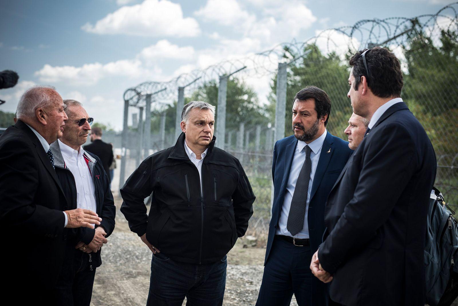 Viktor Orban / Matteo Salvini