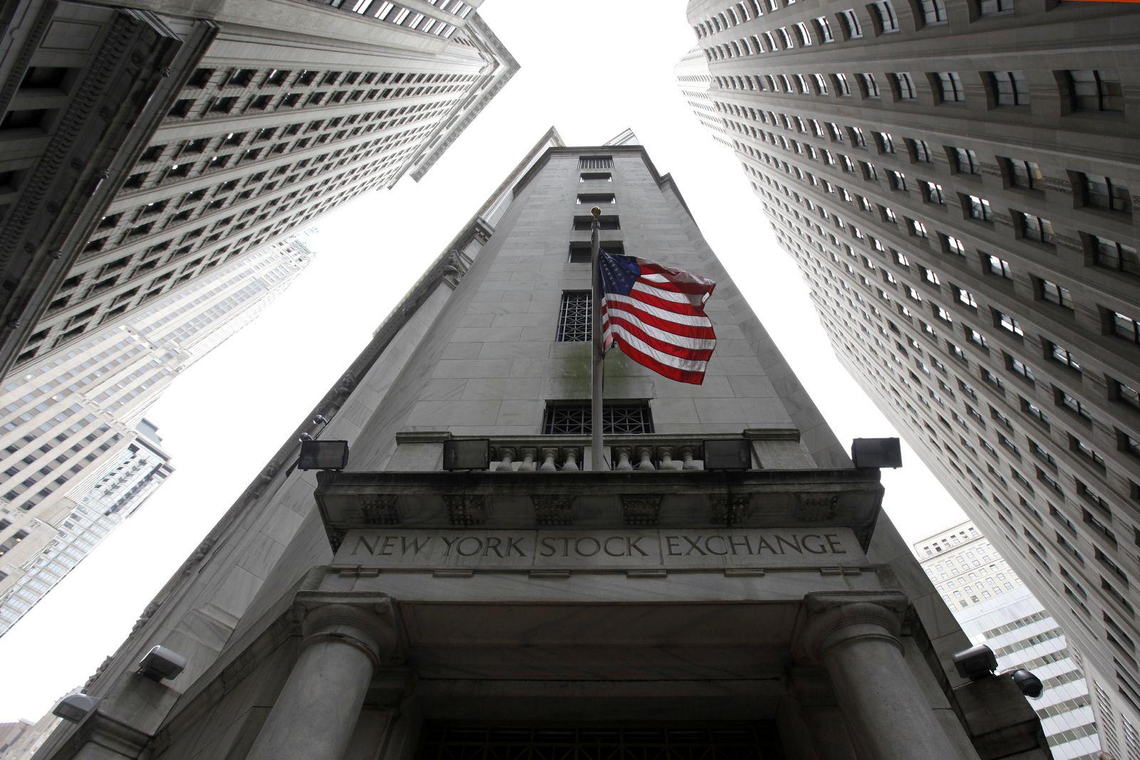 NICHT VERWENDEN Börse / New York XXL