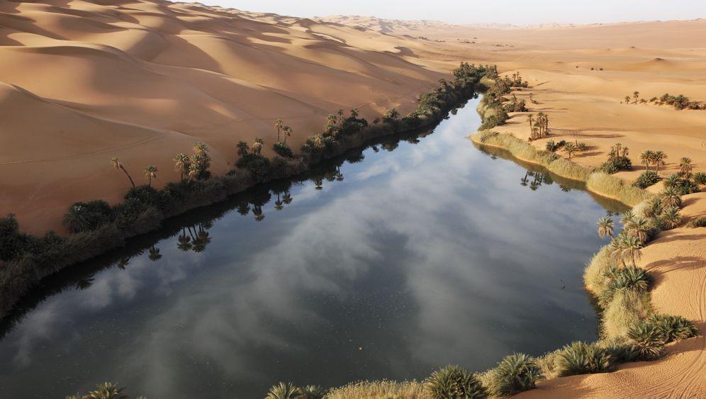 Nahost-Grundwasser: Strahlende Gefahr aus der Tiefe
