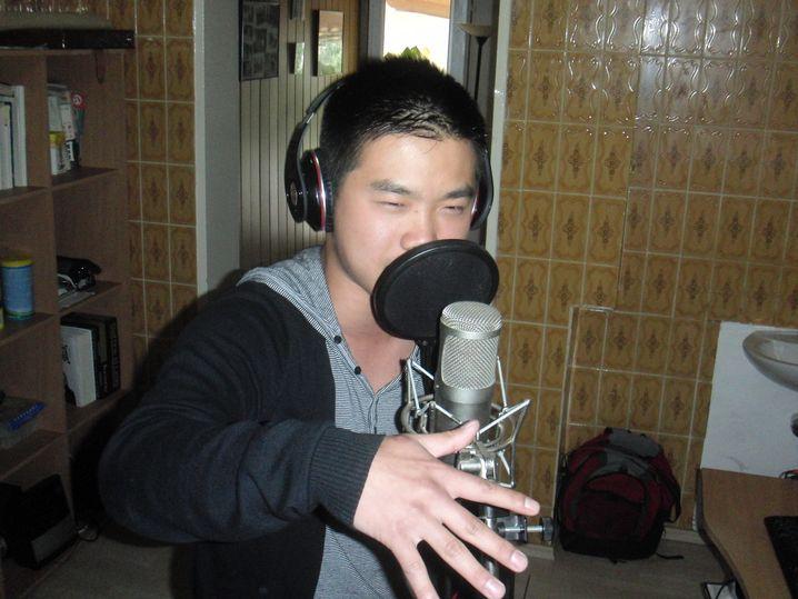 """Wei Hao Lu zu Hause im Aufnahmezimmer: """"Ich verbringe die meiste Zeit in diesem Raum"""""""