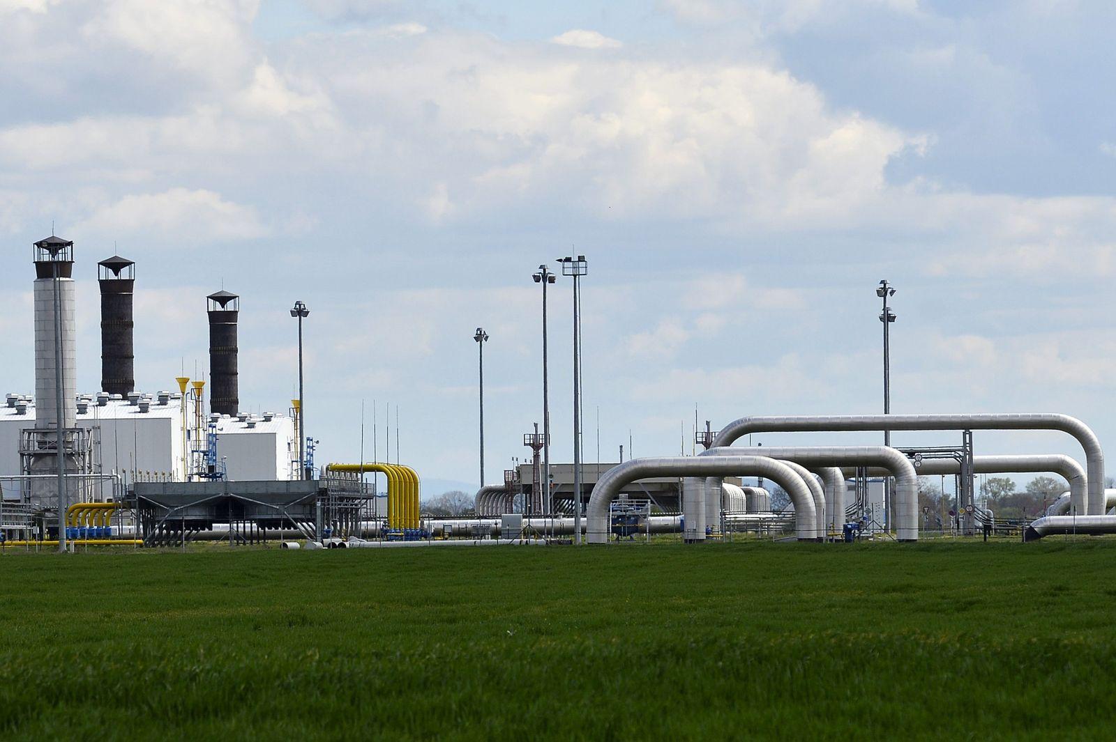 Natural gas ukraine Slovakia