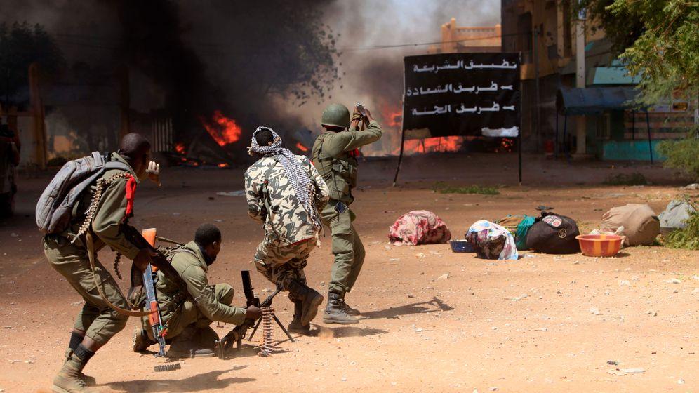 Mali: USA weiten Einsatz aus