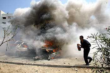 Getötet: Ismail Abu Schanab