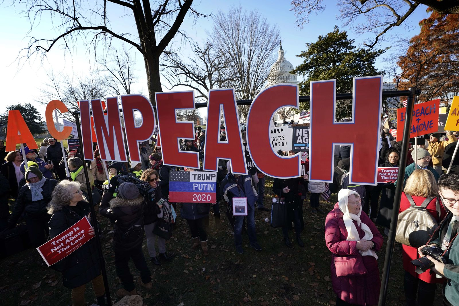 Impeachment Demo