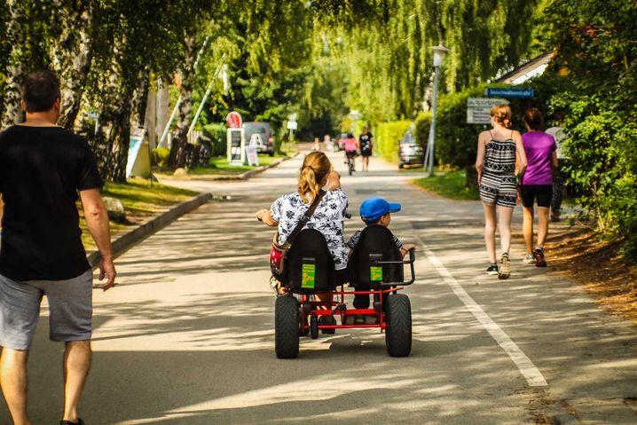 Ferienpark Mirow: Insbesondere mit Kindern ein Highlight