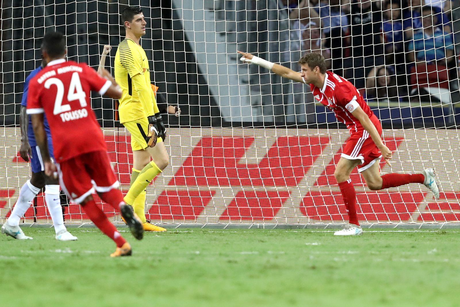 FC Bayern Thomas Müller